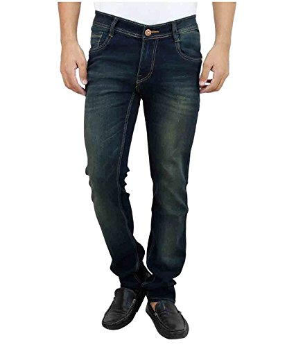 Ben Martin Men's Regular Fit JeansBMW-JJ3-GREEN-P6-34
