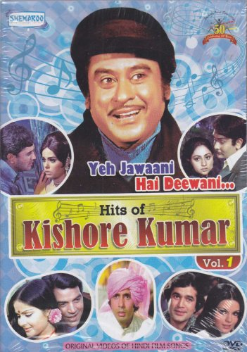 Hits of Kishore Kumar – Vol. 1