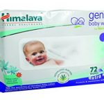 Himalaya Herbals Gentle Baby Wipes (72 Sheets)
