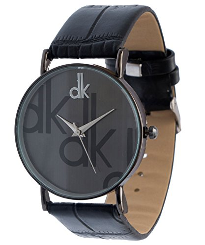 Efashionup Analogue Black Dial Watch for Men- 58