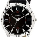Timex Analog Black Dial Men's Watch – TW002E114
