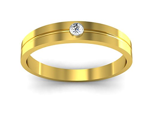 Ag Real Diamond Kerala Ring AGSR0049Y