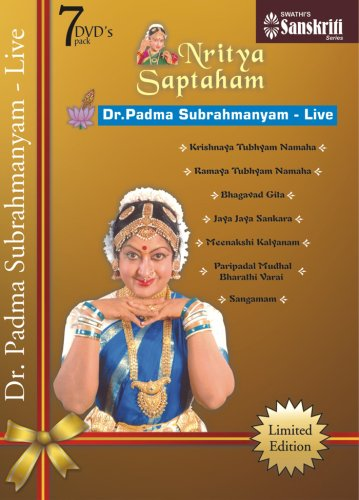 Nritya Saptaham – 7 Live performances of Dr. Padma