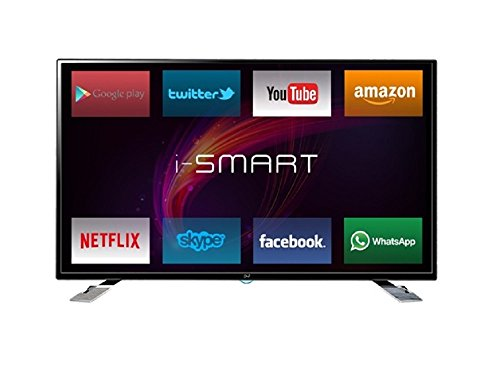 Noble Skiodo 50SM48P01 122 cm (48inches) Full HD Smart LED TV with wifi and motion sensor and keyboard remote