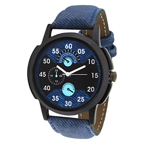 Relish Analog Round Casual Wear Watches for Men